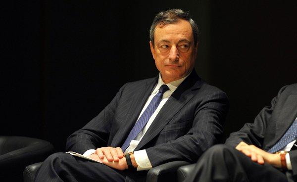 shutterstock_189029048 Mario Draghi European Central Bank